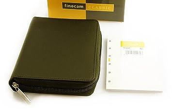 Agenda Finocam Classic 603/16 Cremall.Das caqui 6 anillas ...