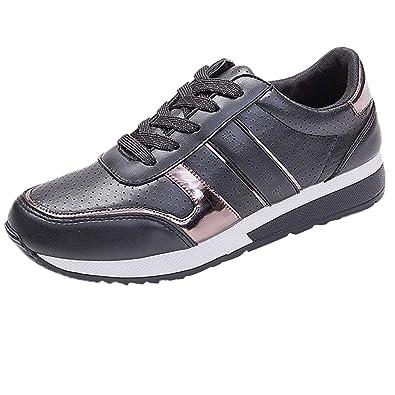 d9c9322214afa Basket Femme Pas Cher A La Mode, Baskets De Courses Basses AthléTique  Marche Filets Chaussures
