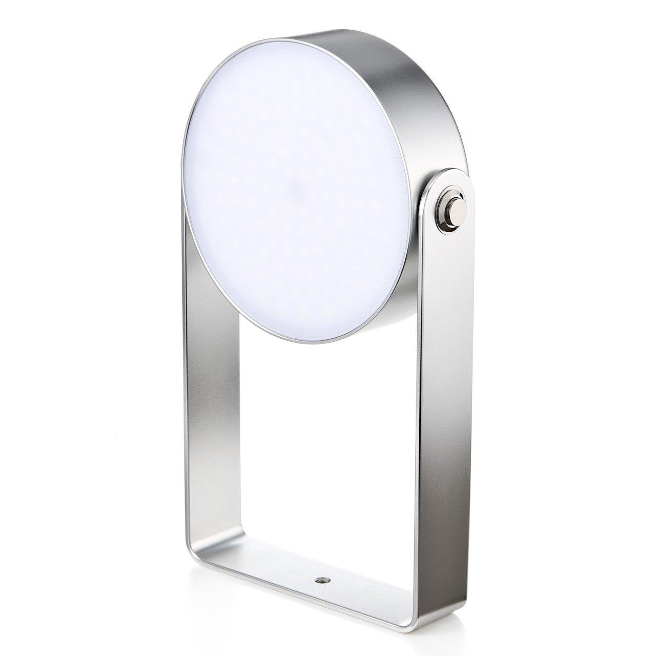 SANWA Direct Wasserdicht LED Light 720 Lumen USB Akku Kapazität 7800 mA