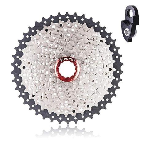 SimpleMde Profesional Bicicleta de montaña Bicicleta Parte Piñón ...