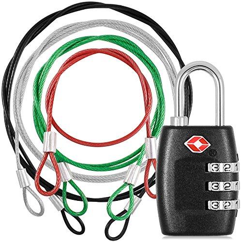 DanziX TSA Approved Lock
