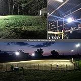 100W LED Flood Light Outdoor, 8000 LM Super Bright