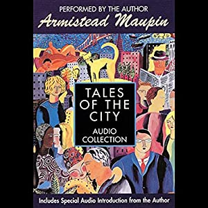 Tales of The City Audiobook
