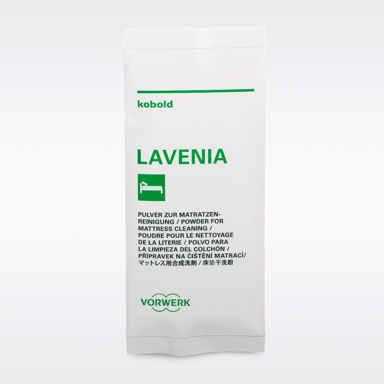 Paquete de 6 bolsas de polvo Lavenia para lavado de colchones en seco aspiradora Vorwerk original: Amazon.es: Hogar