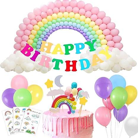 10 Stück XL Helium Folienballons Baby Rosa Stern Hochzeit Geburtstag Geschenk