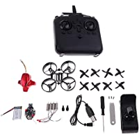 sharprepublic Mini RC Quadcopter Micro Drone Kit De