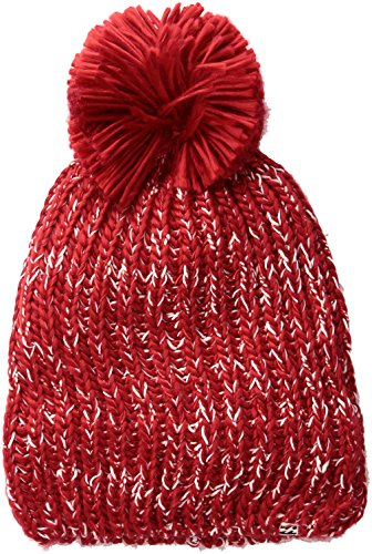 Billabong Junior's Calvi Beanie, Barbadoa Cherry, One Size