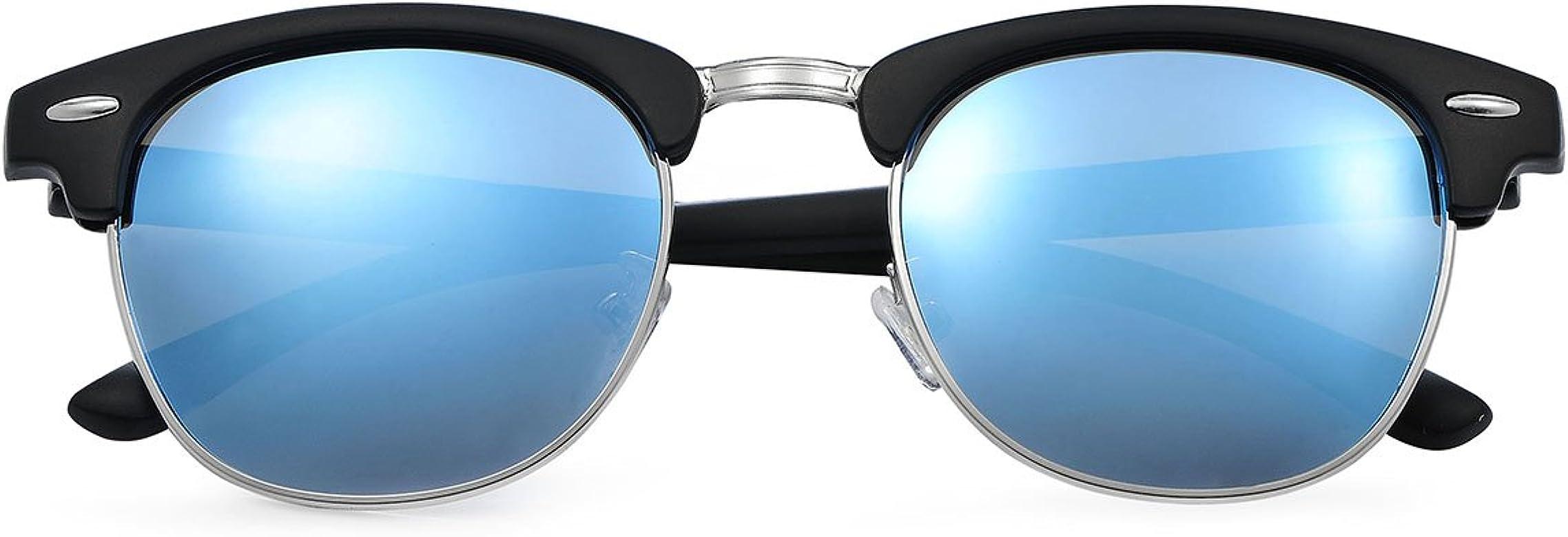Yveser Gafas de sol polarizadas para hombre y mujer Yv5156 (Lente ...