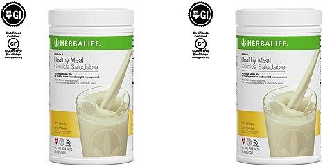 Amazon.com: Dos herbalife Fórmula 1 comida saludable ...