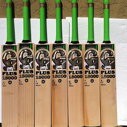 a314eddeb CA PLUS 15000 English Willow Cricket Bat - Buy Online in KSA. Sporting  Goods products in Saudi Arabia. See Prices