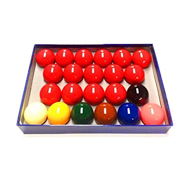 WXS Pool Balls Table Billard Accesorios Snooker Billar Spots and ...