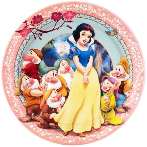 Snow White Dinner Plates (8 ()