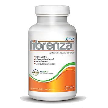 Amazon.com: fibrenza – Cápsulas: 240 caps: Health & Personal ...