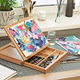 ARTEZA Wooden Desktop Easel with Drawer and
