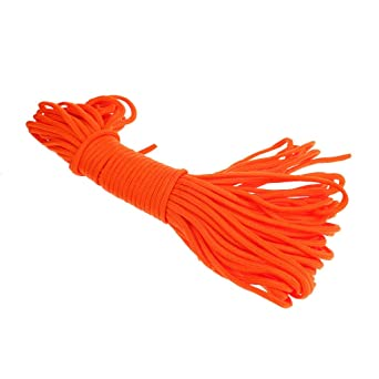 30m Strong Reflective Life Saving Rope Float Line for Fishing Water