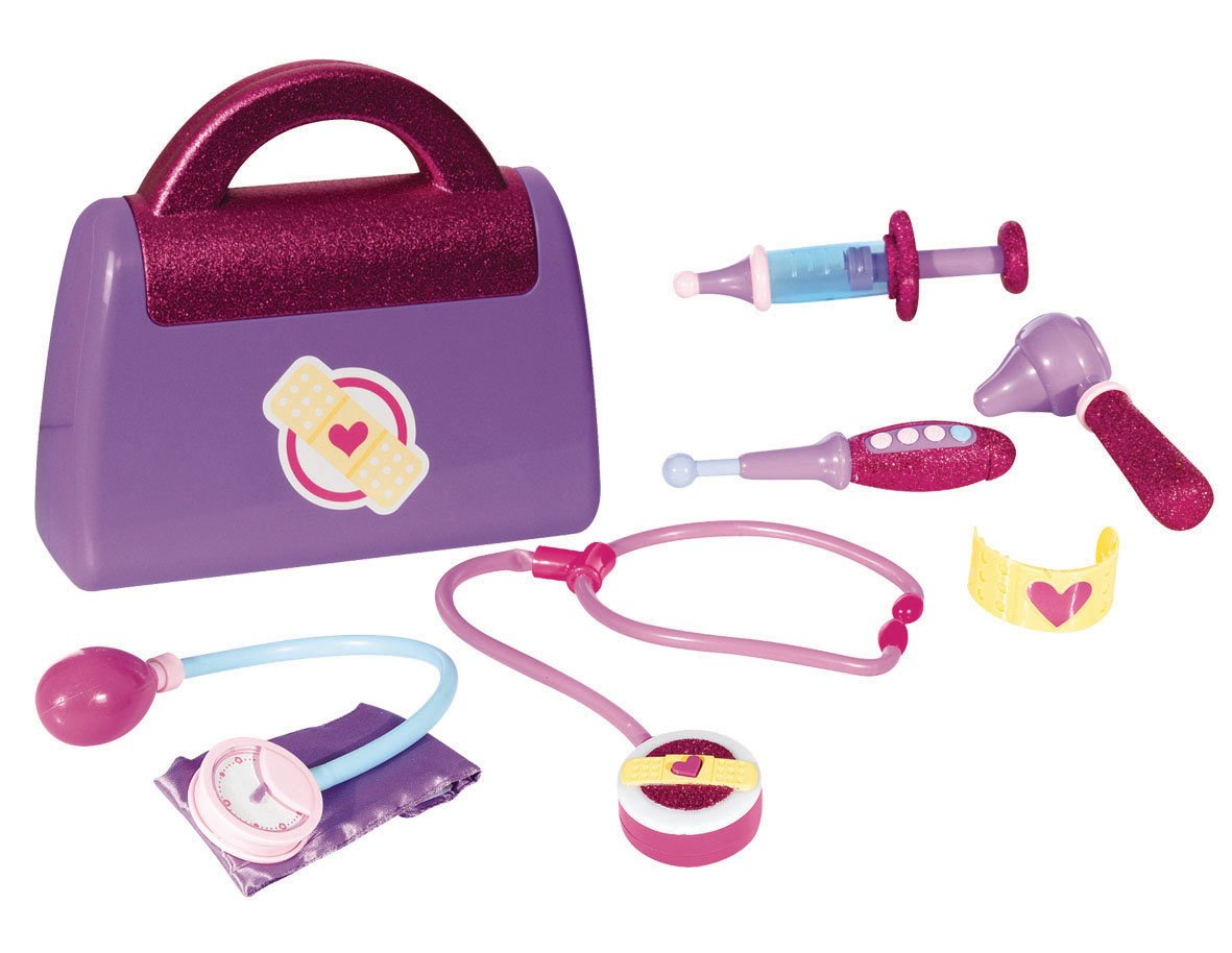 Disney Doc McStuffins ORIGINAL Doctor's Bag- Exclusive