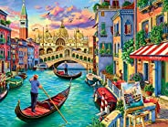 Buffalo Games - Sights of Venice - 750 Piece Jigsaw Puzzle