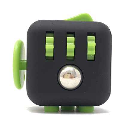 Gogopa Fidget Cube Toy For Relieves Stress Anxiety 3 Standard