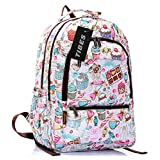 Tibes Lovely Style Backpack Cute Bags Funny Backpack For Kids