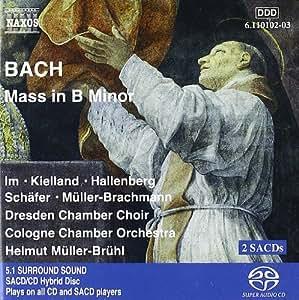 Mass in B Minor Sacd