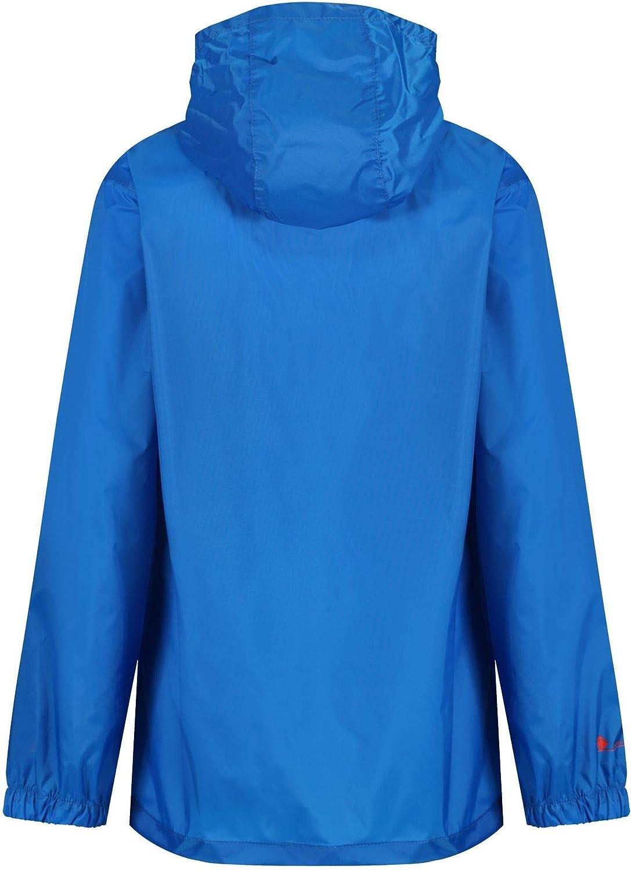 Regatta Childrens Kid Pack It Iii Waterproof Shell Jacket