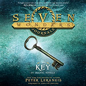 Seven Wonders Journals: The Key Audiobook