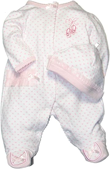Little Me Baby Girls Ballet Pajama