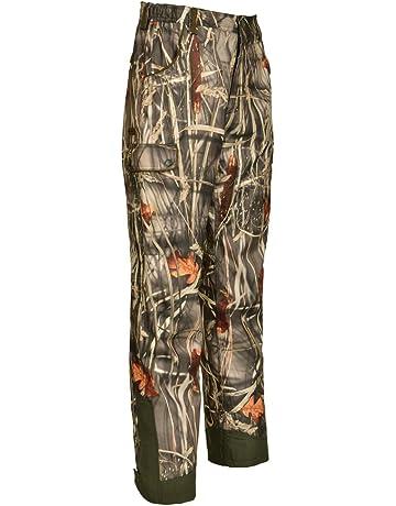 ae9a804e773dae Percussion Brocard Skintane Optimum Waterproof Hunting Trousers - Wetland  Ghost Camo
