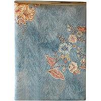 Gadpiparty Cubierta de Libro Tamaño A5 Cubierta de Libro Ajustable Cubierta de Libro Protector