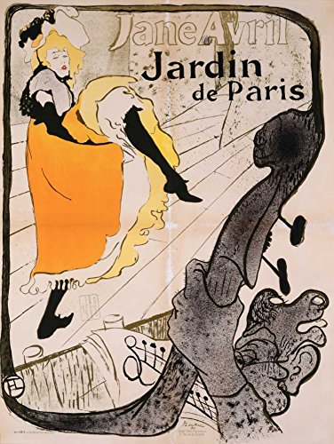 - Jane Avril Poster by Henri Toulouse-Lautrec 29