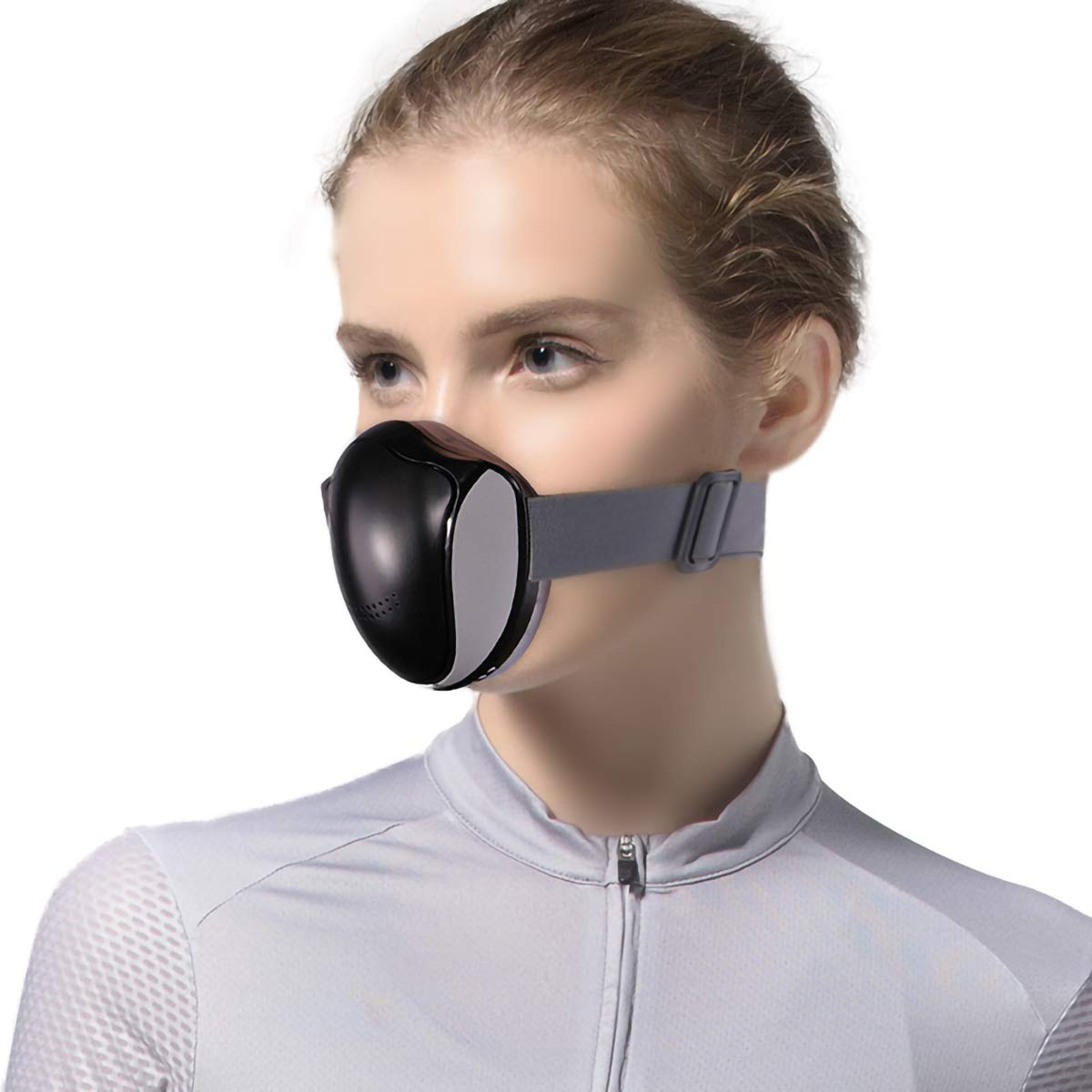 Buy Smart Electric Masks Medical Grade Fresh Air Purifying Hollywood Star With The Same Paragraph Anti Haze Fashion Dust Proof Mask For Exhaust Gas Pollen Allergy Pm2 5 Running Cycling Online At Low Prices