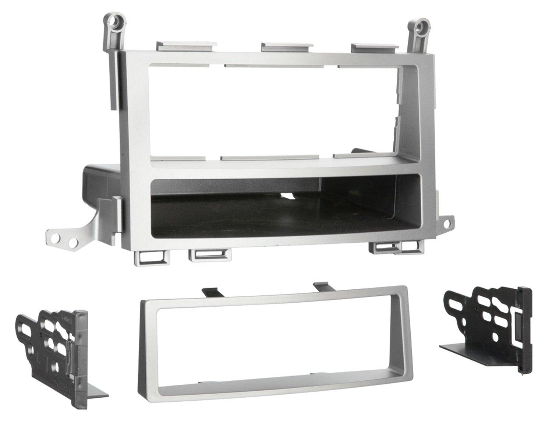 Metra 99-8225G Single DIN Installation Dash Kit for 2009 Toyota Venza (Gray) Metra Electronics Corporation