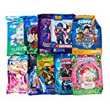 Bob The Builder, Peppa Pig, Angry Birds, Barbie, Paw Patrol, Monster High, Ninja Turtles, Transformers & Strawberry Shortcake 10 Assortments Coloring Books By Surprise Bag