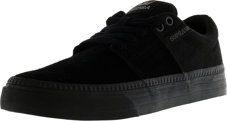 Supra Stacks Vulc II Sneaker B01MR51KS4 Medium / 9.5 C/D US Women / 8 D(M) US Men|Black-black