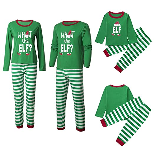 Amazon.com  Kehen Christmas Family Matching Pajama a9edd9fcc
