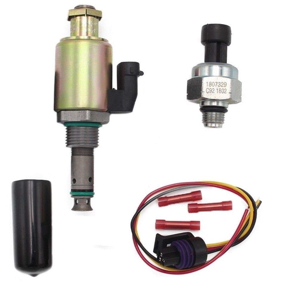 IPR Fuel Injection Pressure Regulator Valve Ford Powerstroke Diesel 7.3L 1995.5-2003 Ford F250 F350 F450 F550 Super Duty International Navistar DT466 DT466E T444E