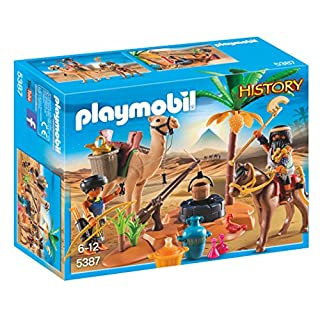 Playmobil 5387 Egyptian Tomb Raider's Camp