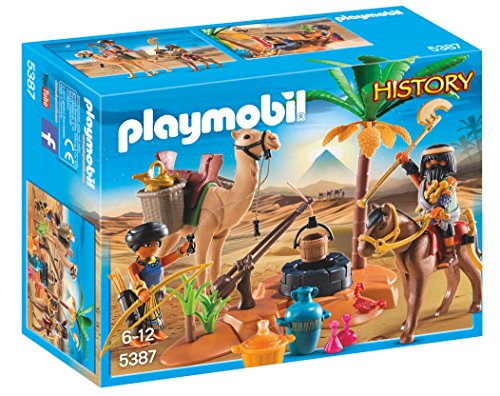 PLAYMOBIL® 5387 Egyptian Tomb Raider's Camp