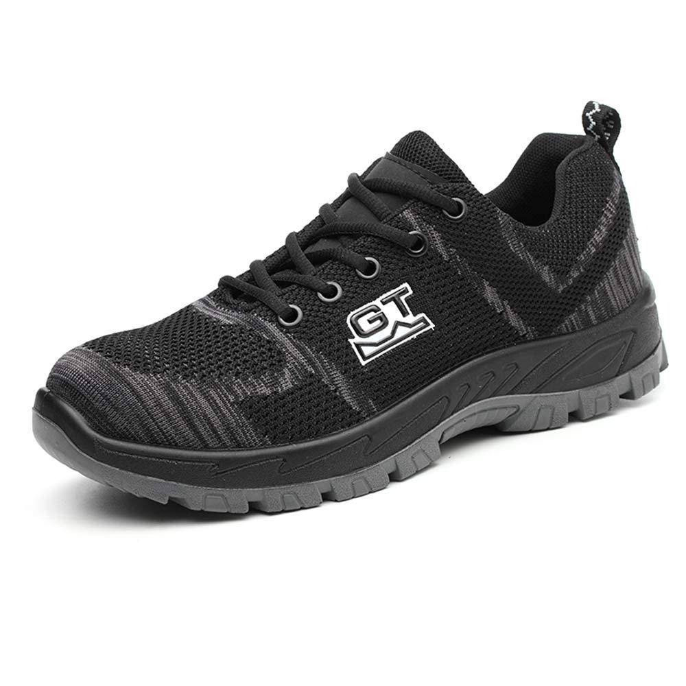 Amazon.com: Zapatos de seguridad de invierno para hombres ...