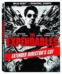 The Expendables (Extended Director's Cut) [Blu-ray] from Lionsgate