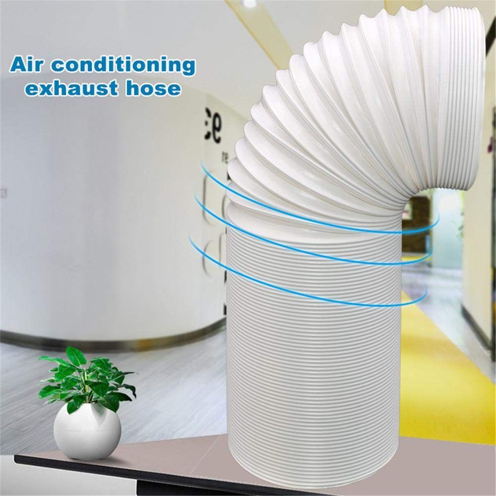 Luckybaby Mobile Air Conditioning Special Exhaust Pipe,portable Air Conditioning Systems Exhaust Hose Kit,Suitable for All Types of Portable Air Conditioning Models