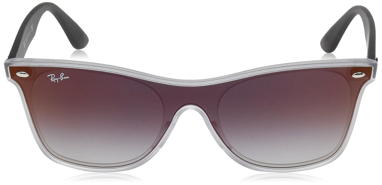 4c3e3e808ad Amazon.com  Ray-Ban RB4440N Blaze Wayfarer Sunglasses