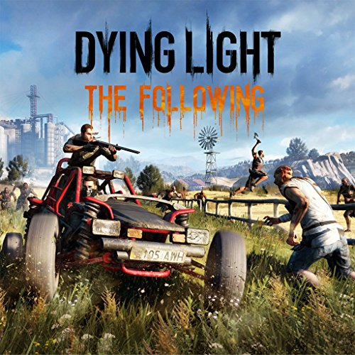 DYING LIGHT: THE FOLLOWING (DLC) - PS4 [Digital Code]