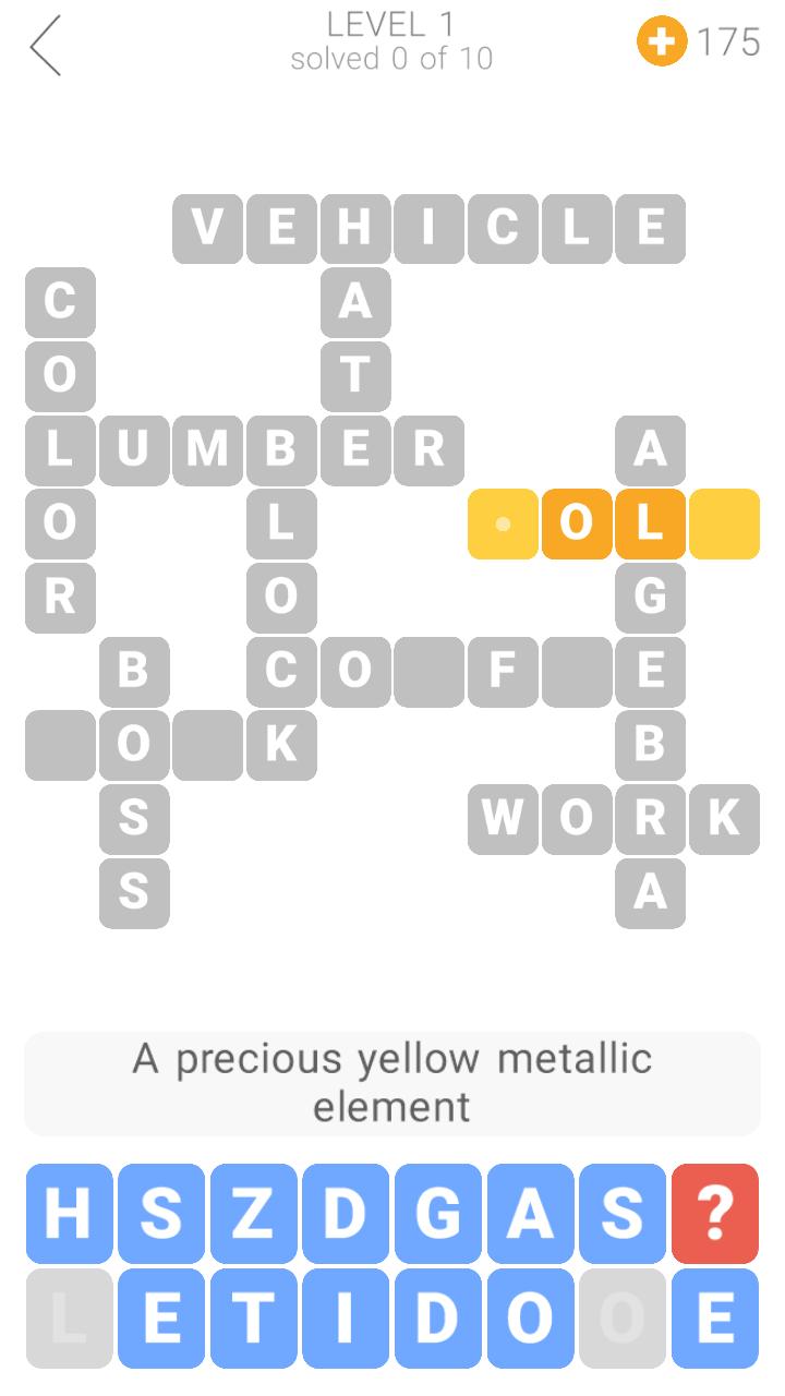 Amazon Com I Love Crosswords 2