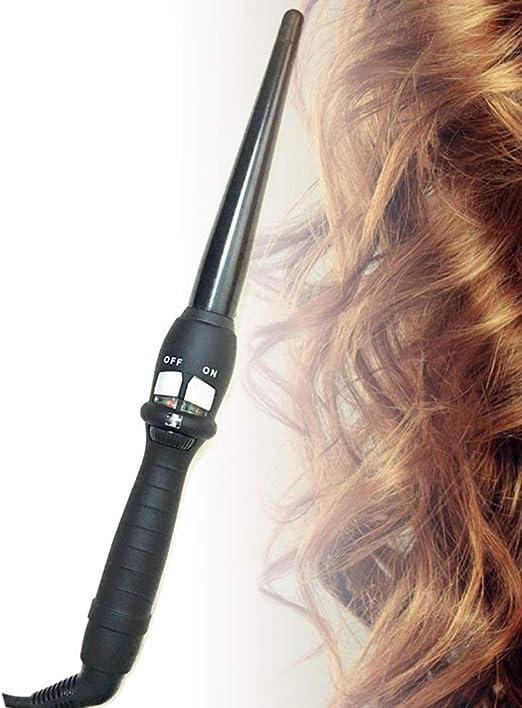 Amazon.com: Chunse - Rizador de pelo de pared, cono cónico ...