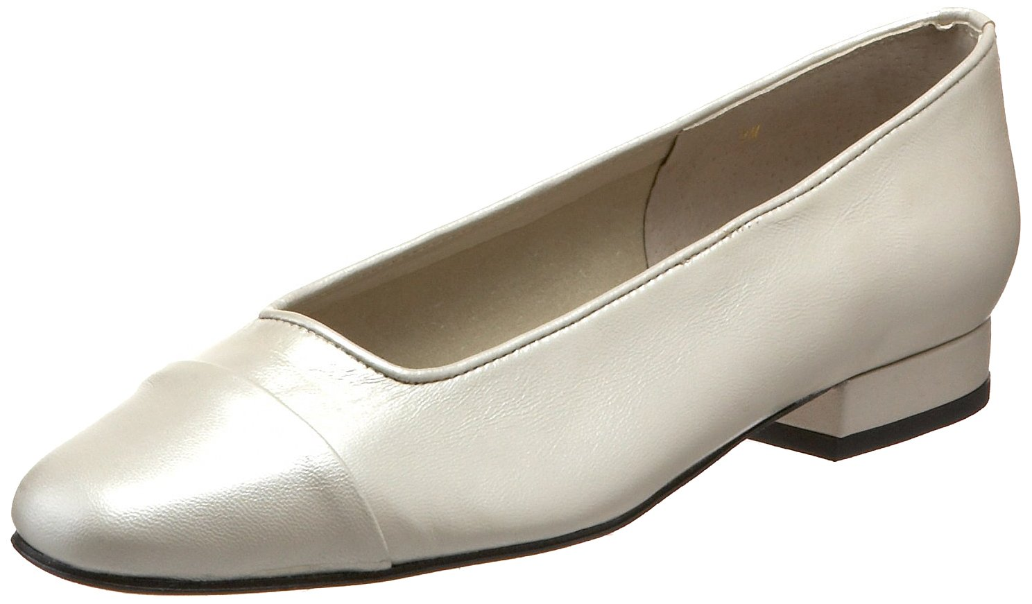 VANELi Women's FC-313 Flat B000PD6WE0 6 N US|Sand Pearl Nappa