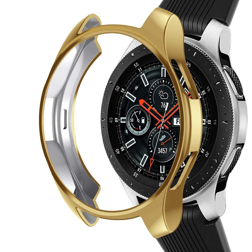 Protector Smartwatch Samsung Galaxy Watch 46mm, Dorado