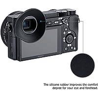 PROfoto.Trend/JJC ES-A6300 Eyecup Okulare für Sony Alpha a6300 /ILCA-6300 A6000 /ILCA-6000 NEX6 NEX7 Kameras