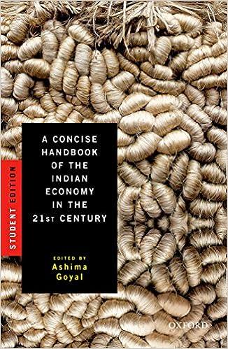 Concise Handbook Indian Economy
