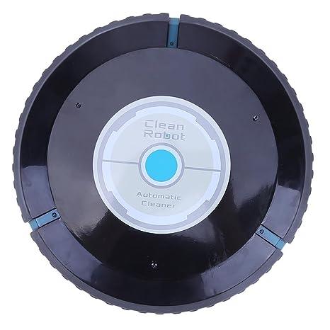 Matefielduk Robot Aspirador Aspiradores Inteligentes Inteligentes y creativos Robots limpios de Barrido automáticos